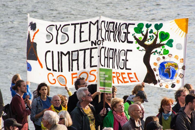 Op De Bres Voor Het Klimaat