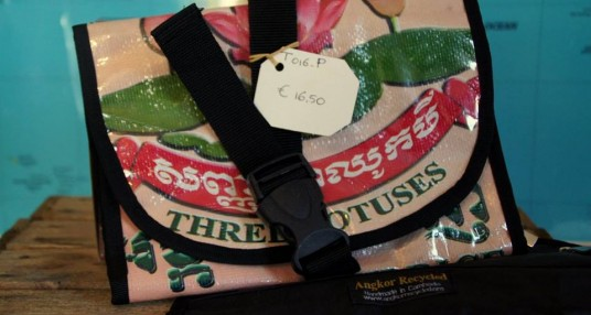 Pop-up store 'Bags & Wallets – Cambodia'