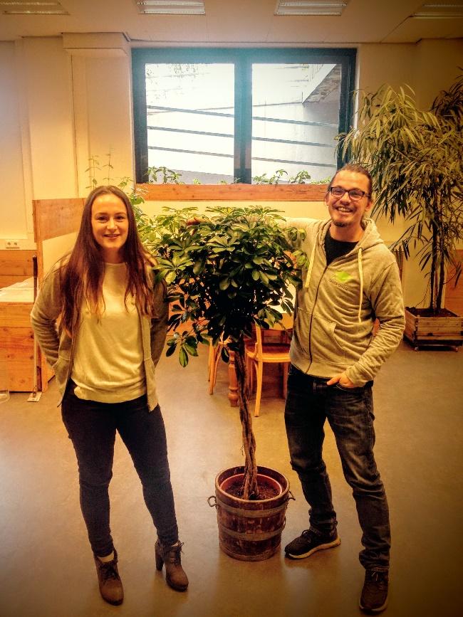 Green Office VU – An Interview