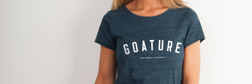 Goature Van Geitenwollenshirts