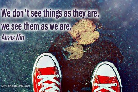Ik zie, ik zie, wat jij niet ziet…
