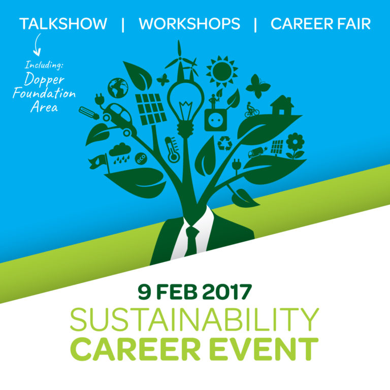 sustainability career event morgen