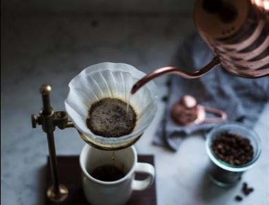 Hoe koffie zorgt voor minder wasbeurten