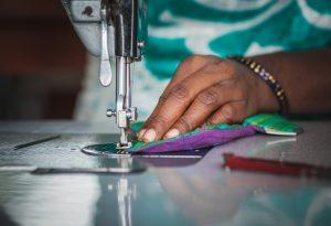 Eco Femme stitching