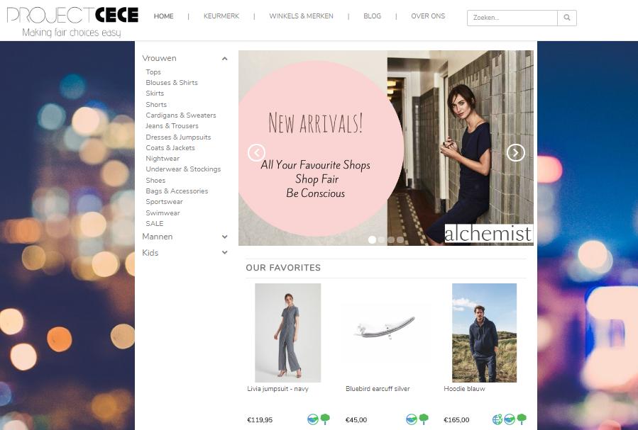 Project Cece: Je Online Gids In Het Fairfashion Oerwoud