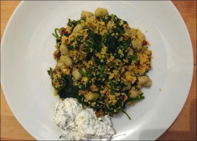 couscous schotel groenten