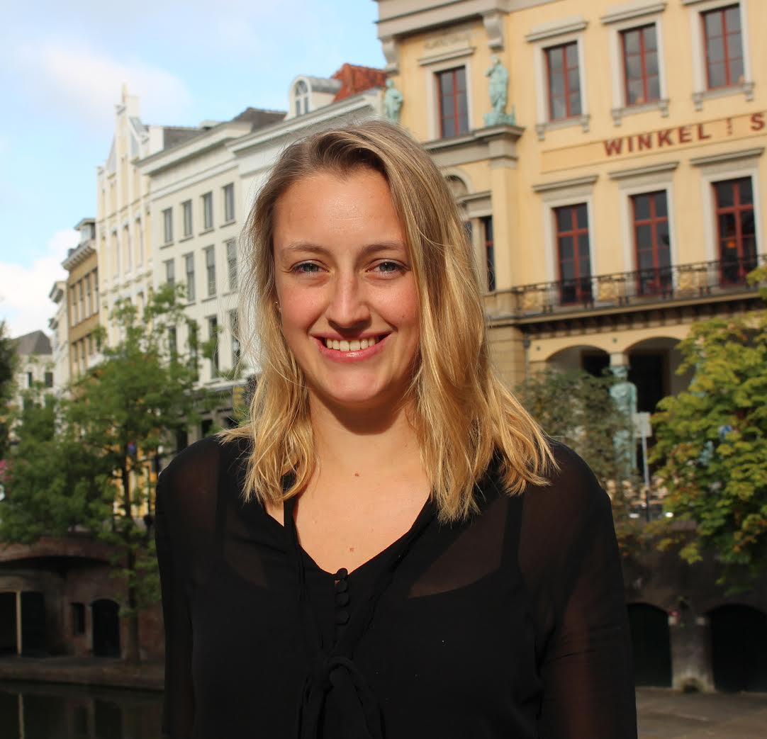 Bestuurslid Nikki Over Haar Functie (Studentennetwerk)
