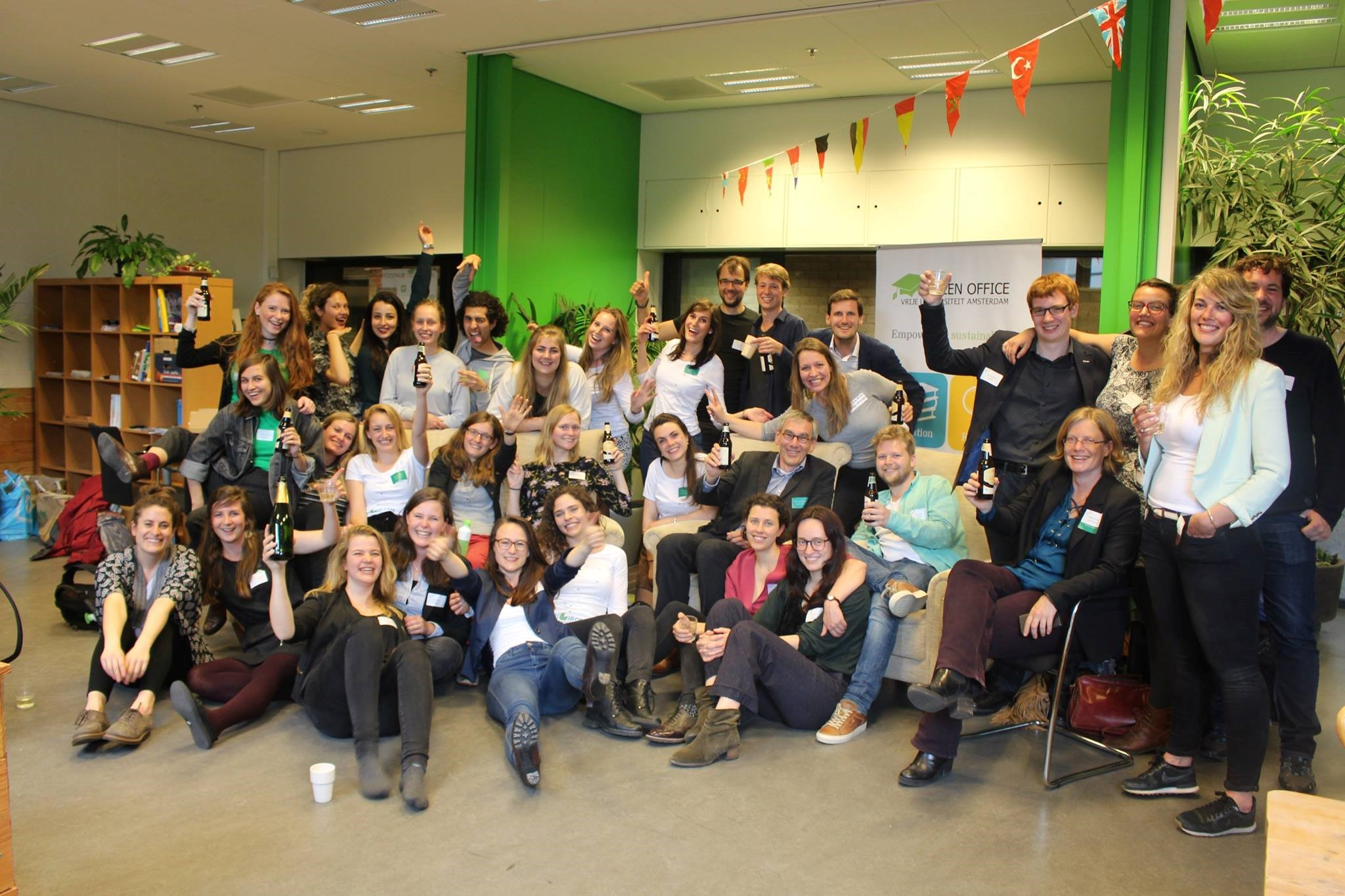Four Reasons To Become The Next National Green Office Coordinator!