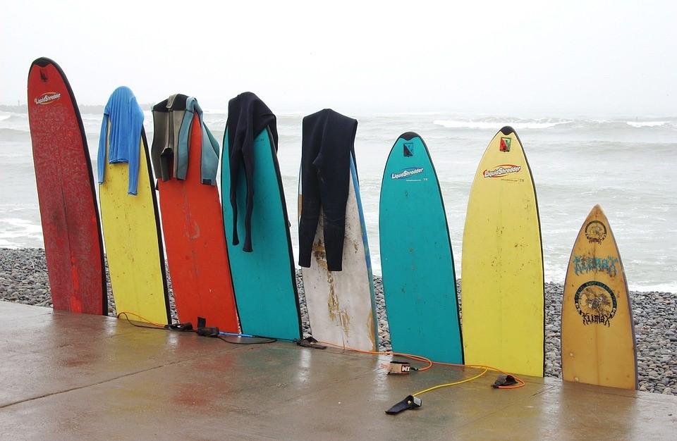 Red De Golven! Duurzame Initiatieven Binnen De Surfgemeenschap