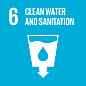 SDG 6: Water. Het Glas Is Halfleeg En Half Vervuild.