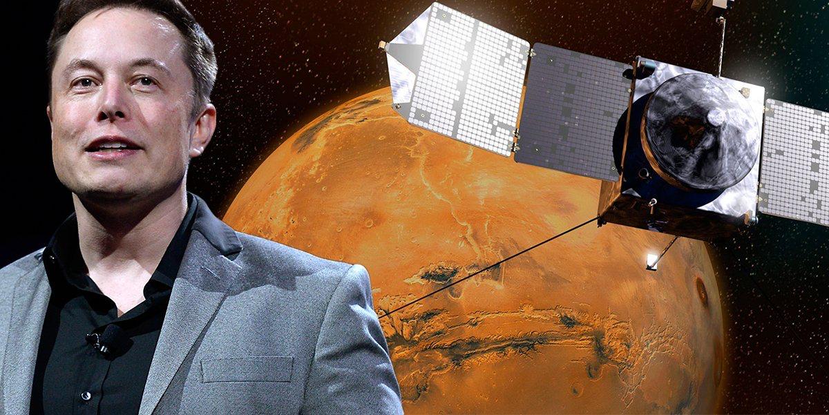 Musks' Missie Naar Mars: de Enige Hoop Voor De Toekomst Van Het Menselijk Ras?