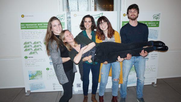 Nudging Duurzaam Gedrag Met Project Gewoon Vega