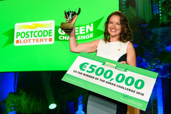 The Great Bubble Barrier Wint The Green Challenge 2018