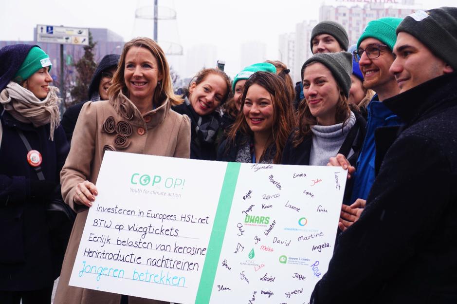 Een Kijkje Bij COP24 In Katowice