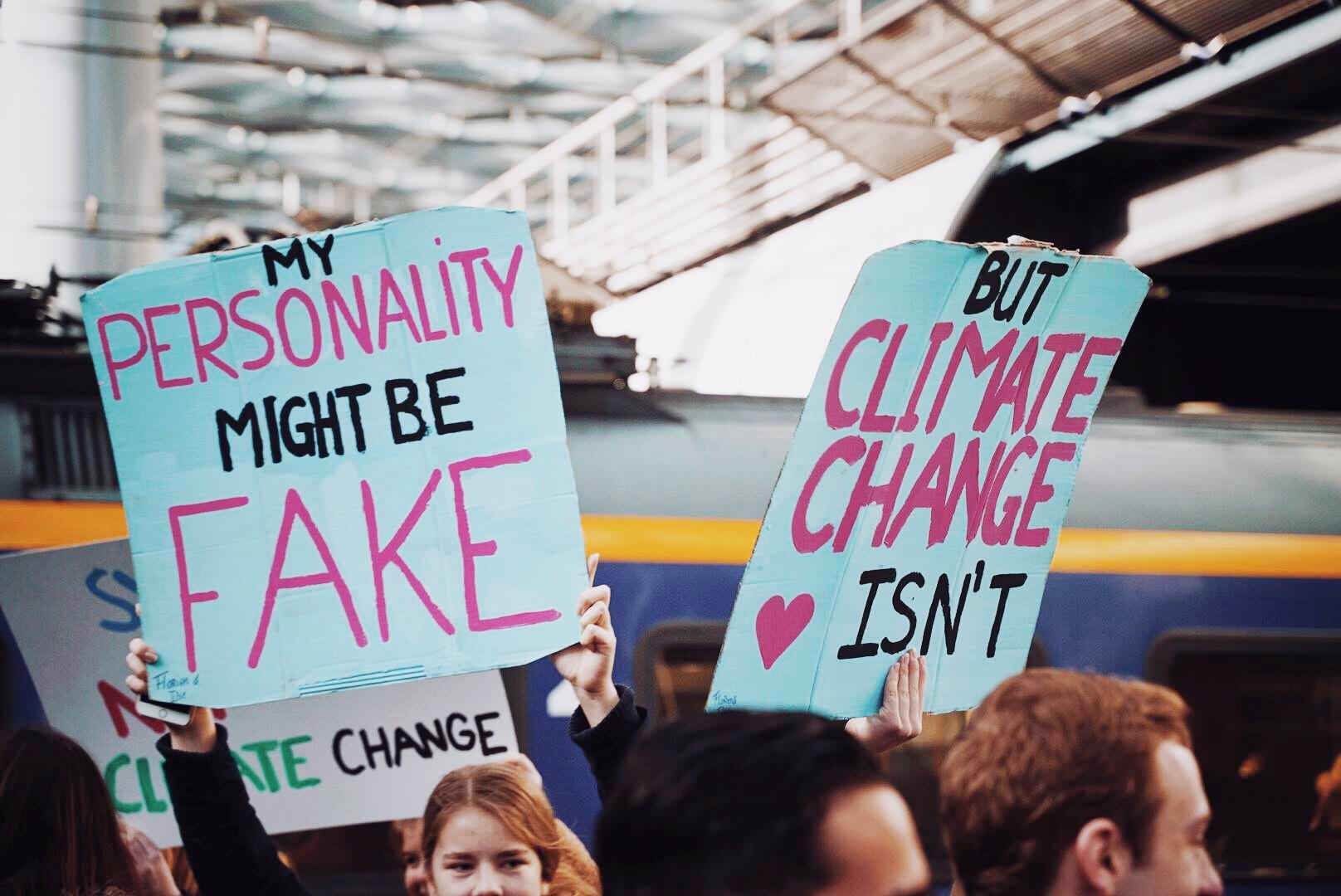 Mobiliseren Voor De Klimaatmars: Je Doet Het Zo!