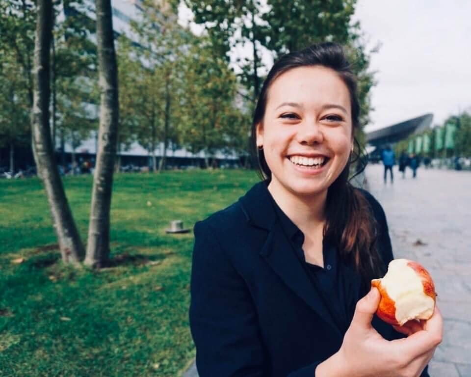 Stem Jij Ook Op Aoife Als Nieuwe Jongerenvertegenwoordiger Duurzame Ontwikkeling?