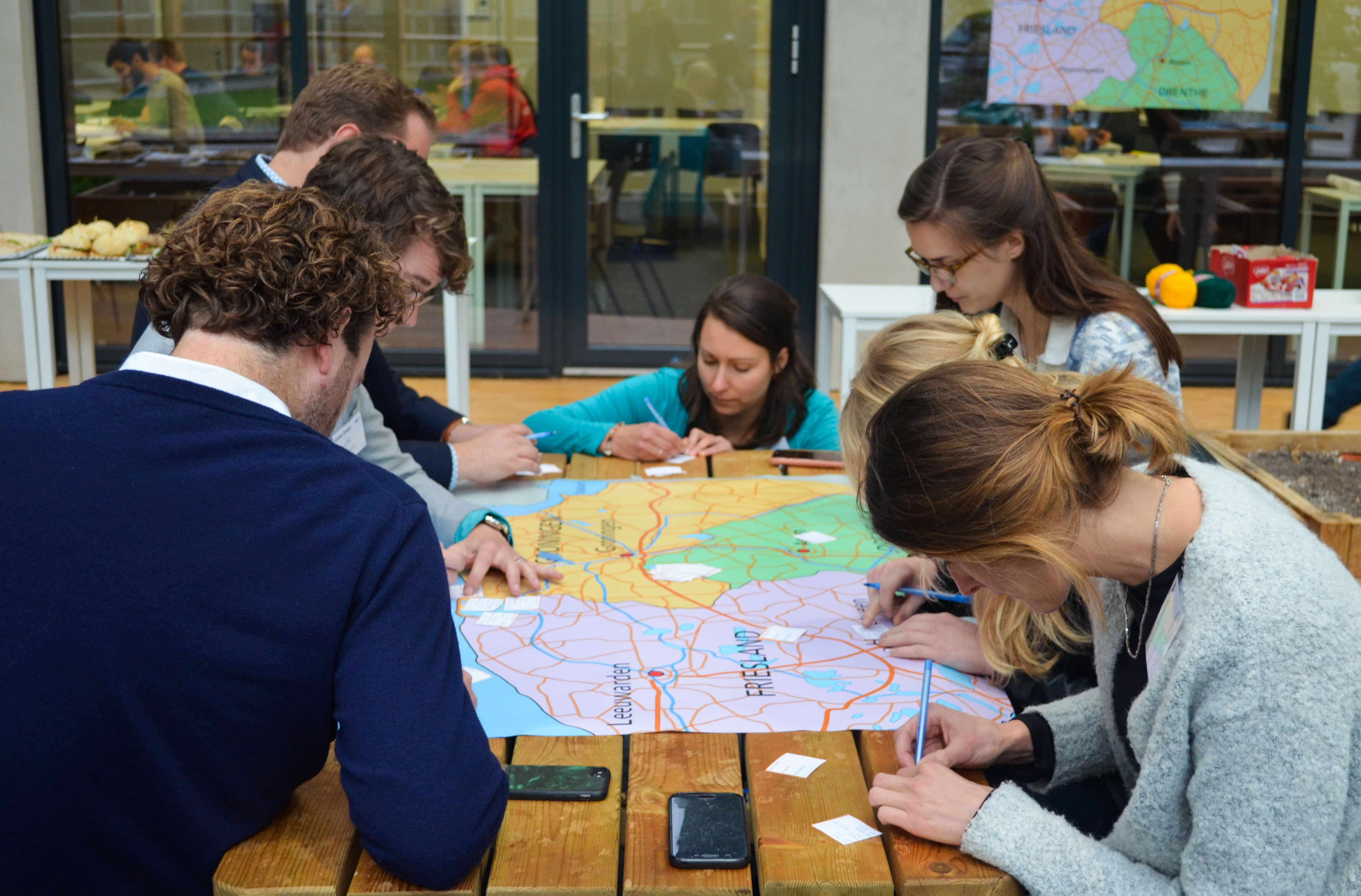 DS Nieuws: Jongeren Beslissen Mee Over Regionale Energiestrategie