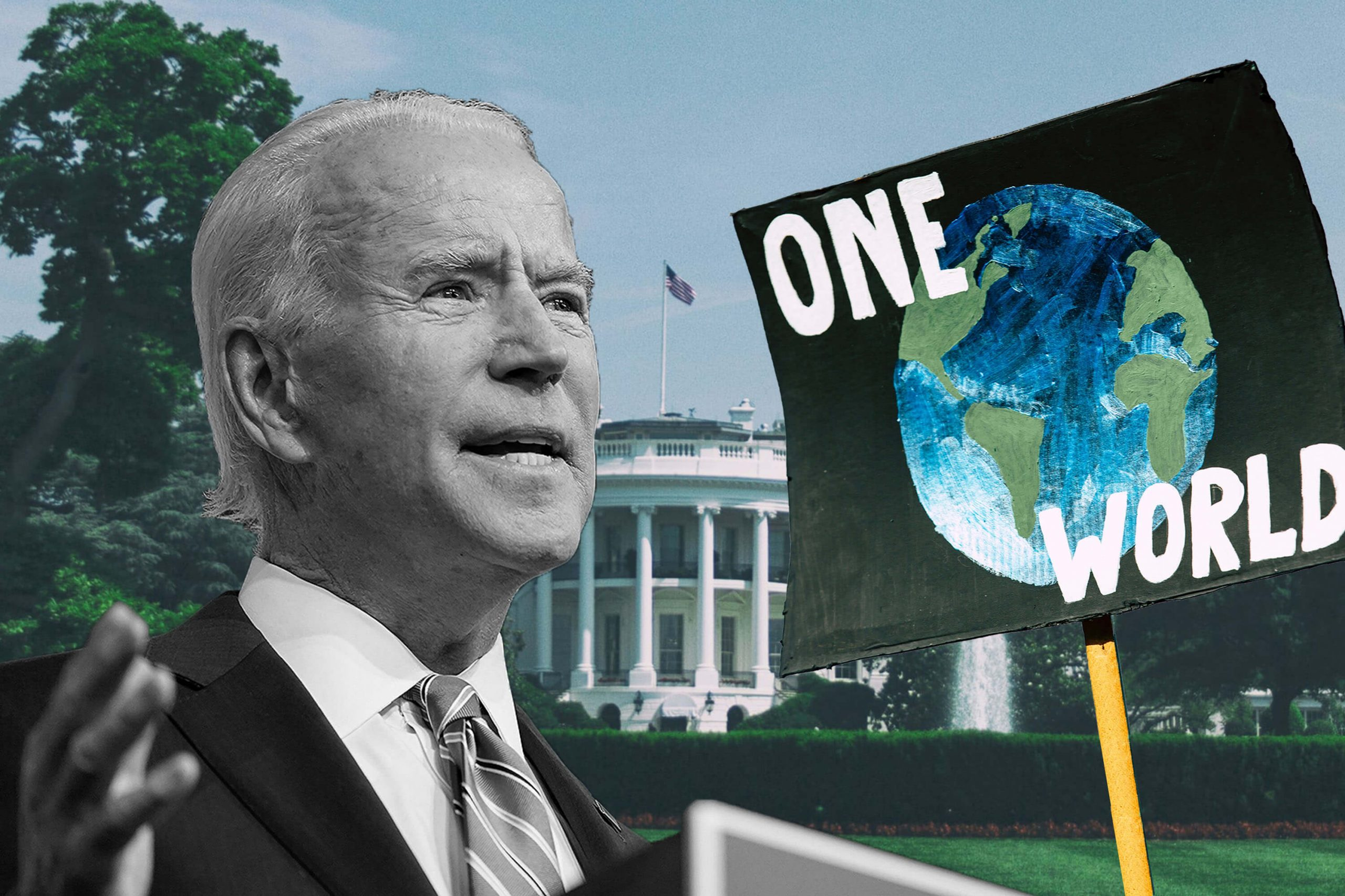 Wat Betekent De Verkiezing Van Biden In De VS Voor De Strijd Tegen Klimaatverandering?